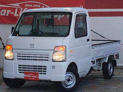 スクラムトラック オートマチック車