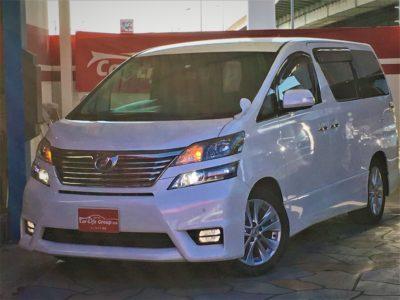 ヴェルファイア 2.4Z 7人乗り  無料宅配サービス対象車
