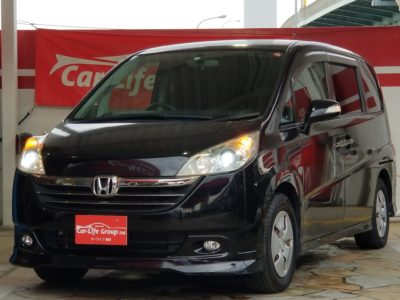 ステップワゴン G LSパッケージ 8人乗り 無料宅配サービス対象車