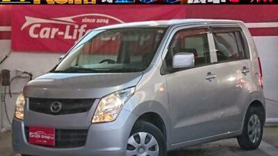 🚗  マツダ AZワゴン   格安車両 月々17600円~ OK!!小回り抜群の軽車両! 営業車、通勤、お買い物に最適です‼ セカンドカーに、いかがでしょうか?