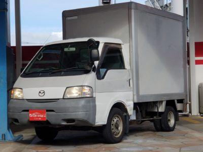 ボンゴトラック 簡単な引っ越しなどにも最適!女性でも運転しやすいサイズ感♪ラッシングレール・バックモニター付 AT車