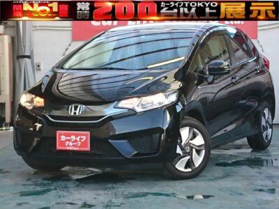 フィットハイブリッド Fパッケージ 人気のブラック JC08モード リッター33.6㎞!! 7ATで走りも快適!!! イクリプスSDナビ 地デジフルセグ走行中視聴可能!! ブレーキアシスト 衝突安全ボディで安心♪♪♪ 小回り抜群で乗りやすいハイブリッドです♪♪♪  車検たっぷり付いてます! 月付き、32300円!!