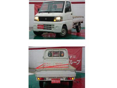 軽トラッククラス(車種例:ミニキャブ等)★2人乗り★ナビ、ETC標準装備★