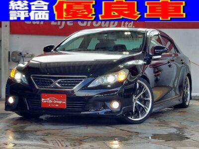 マークX 250G Sパッケージ リラックスセレクション ☆総合評価優良車☆ カスタム車両 社外アルミホイール19インチ&車高調で決まってます♪ パドルシフトで走りも楽しめます♪♪♪  アルパイン8型ワイドHDDナビ、地デジフルセグ走行時視聴可能♪♪♪