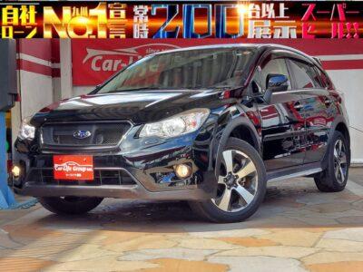 インプレッサXV ハイブリット 2・0i-L アイサイト 上級グレードです! ワンオーナー車 水平対向4気筒DOHC16バルブ+モーターでパワフルな走り!! ☆フルタイム4WD&高性能ブレーキサポートアイサイト装備運転快適装備☆ クルーズコントロール&パドルシフト&バックカメラ装備  納車時新品タイヤ!!